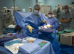 看護師の診療科