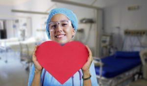 看護師と女医
